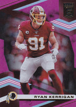 Load image into Gallery viewer, 2020 Donruss Elite NFL Football PINK PARALLELS #1-200 ~ Pick Your Cards