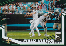 Load image into Gallery viewer, 2020 Donruss Elite NFL Football FIELD VISION GREEN INSERTS ~ Pick Your Cards