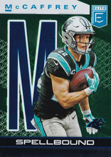 Load image into Gallery viewer, 2020 Donruss Elite NFL Football SPELLBOUND GREEN INSERTS ~ Pick Your Cards