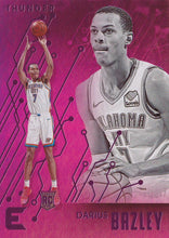 Load image into Gallery viewer, 2019-20 Panini Chronicles Basketball Cards PINK Parallels: #228 Darius Bazley RC - Oklahoma City Thunder