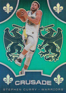 2019-20 Panini Chronicles Basketball Cards TEAL Parallels: #530 Stephen Curry  - Golden State Warriors