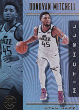 Load image into Gallery viewer, 2019-20 Panini Illusions Basketball Cards #1-100: #2 Donovan Mitchell  - Utah Jazz