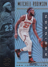 Load image into Gallery viewer, 2019-20 Panini Illusions Basketball Cards #1-100: #13 Mitchell Robinson  - New York Knicks