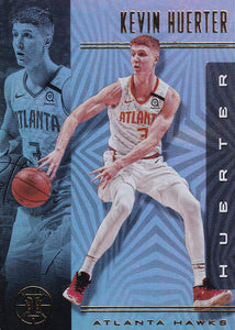 2019-20 Panini Illusions Basketball Cards #1-100: #14 Kevin Huerter  - Atlanta Hawks
