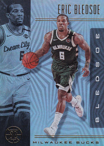 2019-20 Panini Illusions Basketball Cards #1-100: #19 Eric Bledsoe  - Milwaukee Bucks