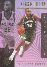 Load image into Gallery viewer, 2019-20 Panini Illusions Basketball Cards #1-100: #31 Khris Middleton  - Milwaukee Bucks