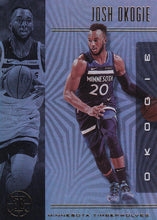 Load image into Gallery viewer, 2019-20 Panini Illusions Basketball Cards #1-100: #34 Josh Okogie  - Minnesota Timberwolves