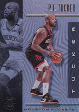 Load image into Gallery viewer, 2019-20 Panini Illusions Basketball Cards #1-100: #37 P.J. Tucker  - Houston Rockets