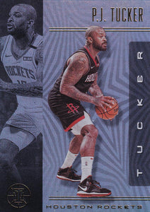 2019-20 Panini Illusions Basketball Cards #1-100: #37 P.J. Tucker  - Houston Rockets