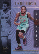 Load image into Gallery viewer, 2019-20 Panini Illusions Basketball Cards #1-100: #39 Derrick Jones Jr.  - Miami Heat
