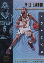 Load image into Gallery viewer, 2019-20 Panini Illusions Basketball Cards #1-100: #43 Will Barton  - Denver Nuggets
