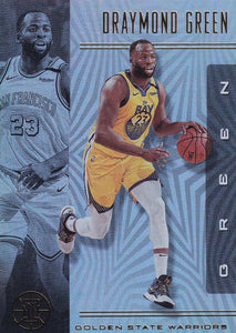 2019-20 Panini Illusions Basketball Cards #1-100: #44 Draymond Green  - Golden State Warriors