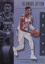 Load image into Gallery viewer, 2019-20 Panini Illusions Basketball Cards #1-100: #48 Deandre Ayton  - Phoenix Suns