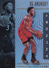 Load image into Gallery viewer, 2019-20 Panini Illusions Basketball Cards #1-100: #55 OG Anunoby  - Toronto Raptors