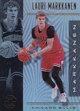 Load image into Gallery viewer, 2019-20 Panini Illusions Basketball Cards #1-100: #61 Lauri Markkanen  - Chicago Bulls