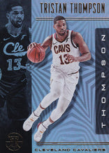 Load image into Gallery viewer, 2019-20 Panini Illusions Basketball Cards #1-100: #72 Tristan Thompson  - Cleveland Cavaliers