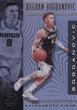 Load image into Gallery viewer, 2019-20 Panini Illusions Basketball Cards #1-100: #76 Bogdan Bogdanovic  - Sacramento Kings