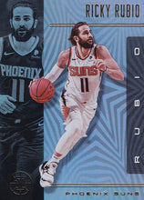 Load image into Gallery viewer, 2019-20 Panini Illusions Basketball Cards #1-100: #83 Ricky Rubio  - Phoenix Suns