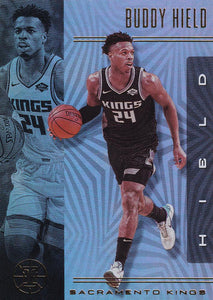 2019-20 Panini Illusions Basketball Cards #1-100: #97 Buddy Hield  - Sacramento Kings