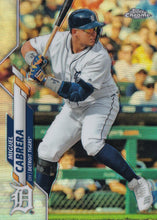 Load image into Gallery viewer, 2020 Topps Chrome Baseball REFRACTORS (1-100) ~ Pick your card