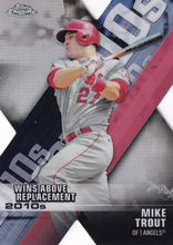 Load image into Gallery viewer, 2020 Topps Chrome Baseball DECADE OF DOMINANCE INSERTS ~ Pick your card