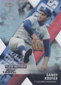 2020 Topps Chrome Baseball DECADE OF DOMINANCE INSERTS ~ Pick your card