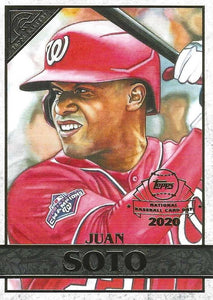 2020 Topps Chrome Baseball NBCD GALLERY PROMO ~ Pick your card