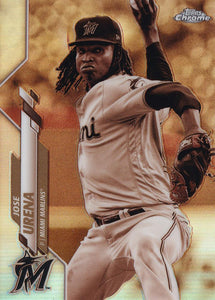 2020 Topps Chrome Baseball SEPIA REFRACTORS  ~ Pick your card