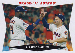 2020 Topps Archives 1960 COMBO CARDS INSERTS ~ Pick your card