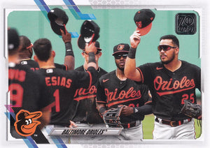 2021 Topps Series 1 Baseball Cards (101-200) ~ Pick your card