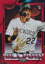 Load image into Gallery viewer, 2020 Topps Fire Baseball FLAME RED FOIL PARALLELS ~ Pick your card