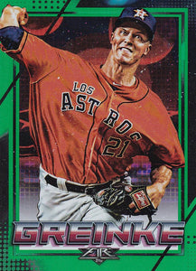 2020 Topps Fire Baseball GREEN /199 Parallels ~ Pick your card