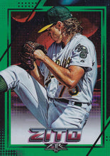 Load image into Gallery viewer, 2020 Topps Fire Baseball GREEN /199 Parallels ~ Pick your card