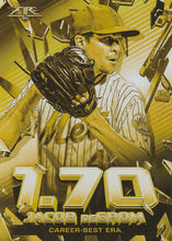 Load image into Gallery viewer, 2020 Topps Fire Baseball SHATTERING STATS GOLD MINTED INSERTS ~ Pick your card