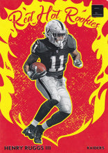 Load image into Gallery viewer, 2020 Donruss NFL RED HOT ROOKIES Inserts ~ Pick Your Cards