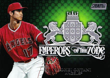 Load image into Gallery viewer, 2020 Topps Stadium Club Baseball EMPERORS of the ZONE Inserts ~ Pick your card