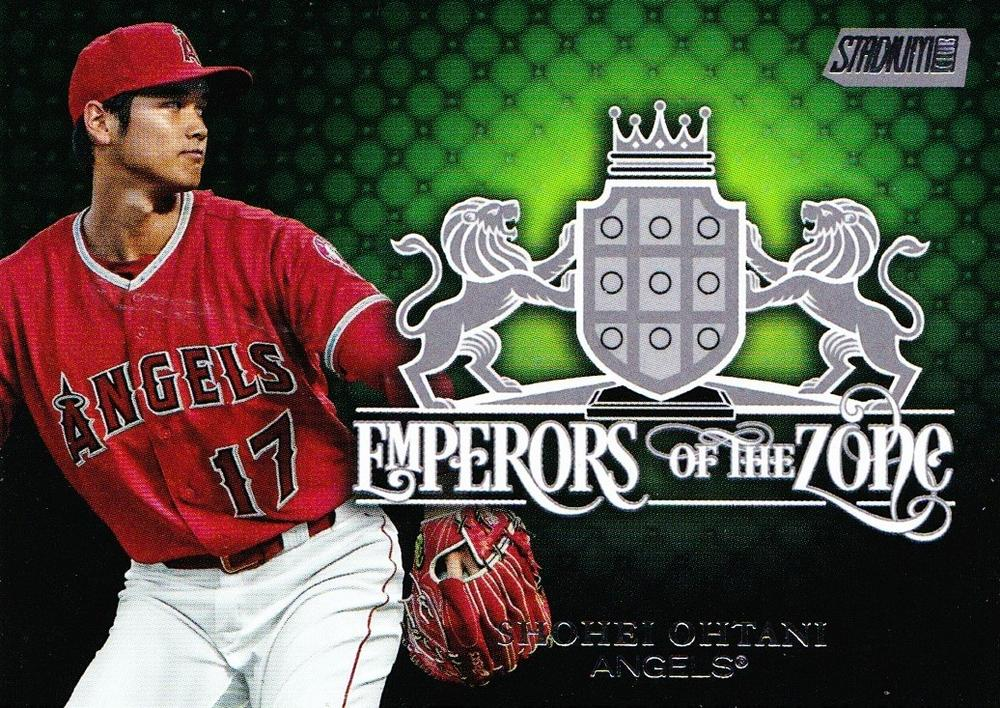 2020 Topps Stadium Club Baseball EMPERORS of the ZONE Inserts ~ Pick your card