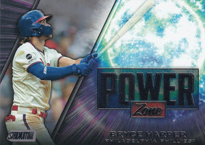 2020 Topps Stadium Club Baseball POWER ZONE Inserts ~ Pick your card