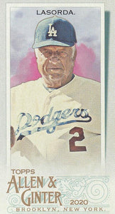2020 Topps Allen & Ginter MINI Cards ~ Pick your card