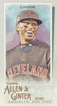 Load image into Gallery viewer, 2020 Topps Allen & Ginter MINI A&G LOGO BACKS ~ Pick your card