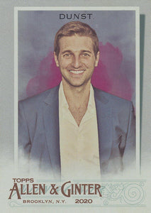 2020 Topps Allen & Ginter SILVER PORTRAITS Parallels #201-300 ~ Pick your card