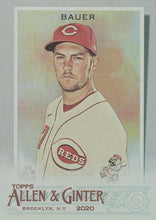 Load image into Gallery viewer, 2020 Topps Allen & Ginter SILVER PORTRAITS Parallels #201-300 ~ Pick your card