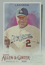 Load image into Gallery viewer, 2020 Topps Allen & Ginter SILVER PORTRAITS SP Parallels #301-350 ~ Pick your card