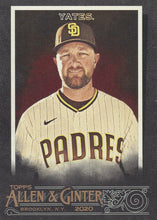 Load image into Gallery viewer, 2020 Topps Allen & Ginter X BASE Cards #1-200 ~ Pick your card