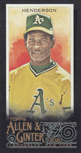 Load image into Gallery viewer, 2020 Topps Allen & Ginter X MINI Cards #1-350 ~ Pick your card