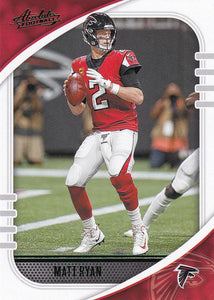 2020 Panini Absolute NFL Football GREEN Parallels ~ Pick Your Cards