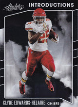 Load image into Gallery viewer, 2020 Panini Absolute NFL Football INTRODUCTIONS Inserts ~ Pick Your Cards