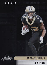 Load image into Gallery viewer, 2020 Panini Absolute NFL Football STAR GAZING Inserts ~ Pick Your Cards