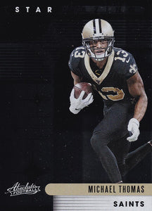 2020 Panini Absolute NFL Football STAR GAZING Inserts ~ Pick Your Cards