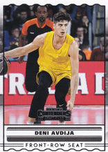 Load image into Gallery viewer, 2020-21 Panini Contenders Draft Basketball FRONT-ROW SEATS Inserts ~ Pick your card
